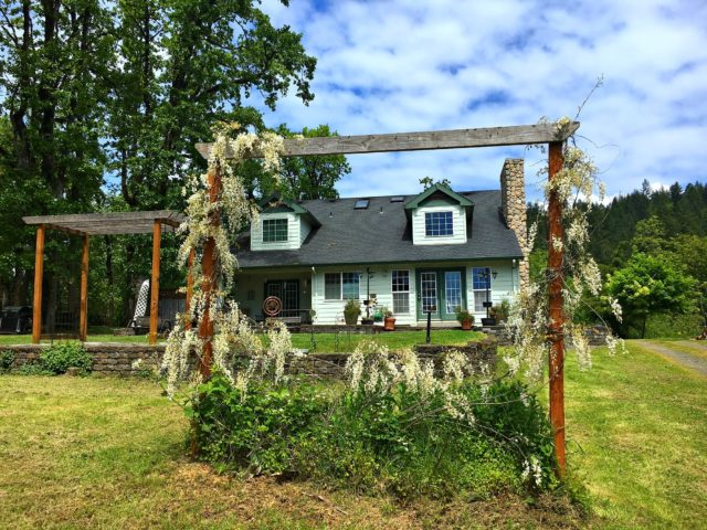 Bed And Breakfast Lane County Oregon